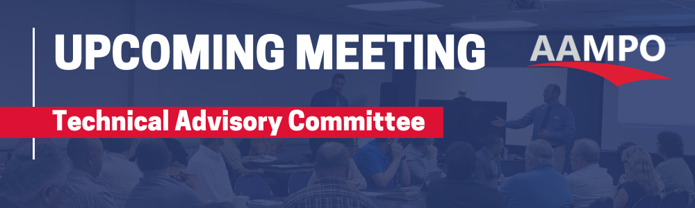 Meeting this week - Technical Advisory Committee