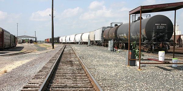 image of train cars