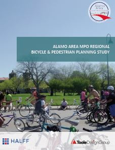 Regional Bicycle and Pedestrian Planning Study cover
